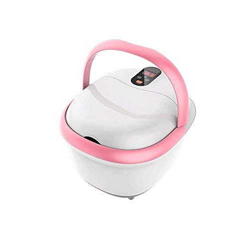 WYJW Voet Tub, Roller Voet Bad Basin Voetbad Elektrische Schuimen Basin Automatische Verwarming Thermostaat Zelf-Service Massage Voet Bad Vat Familie Essentieel