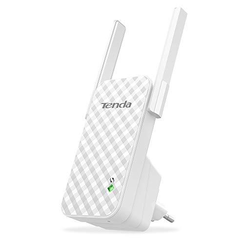 Tenda A9 Ripetitore Wifi Wireless 300 MBps, Access Point e Range Extender Universale Forte Segnale Wifi, Plug And Play, Compatibile con Tutti i Modem Router Wifi