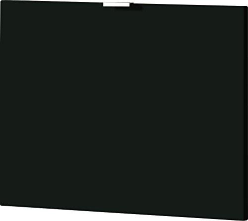 Germania 3850-83 Klappe / Front zum Schuhschrank Colorado matt in Schwarz, 52 x 42 x 2 cm (BxHxT)