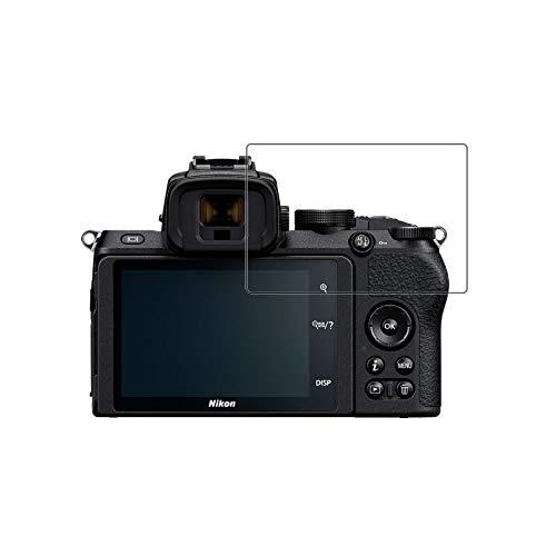 【2枚セット】NIKON Z 50 用【高硬度9H】液晶保護フィルム 傷に強い!高硬度9Hフィルム