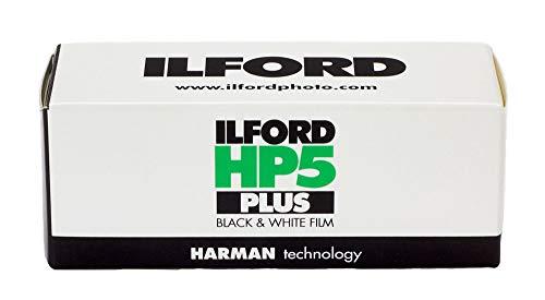 Ilford HP5 PLUS - Película fotográfica, 120 mm