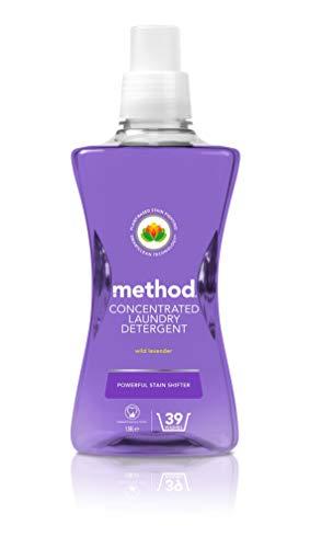 Method Waschmittelkonzentrat Wild Lavender 39 Wash (1.56 L)