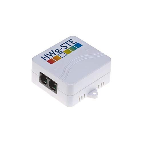 HW Group HWg-STE - Termómetro Ethernet para IP