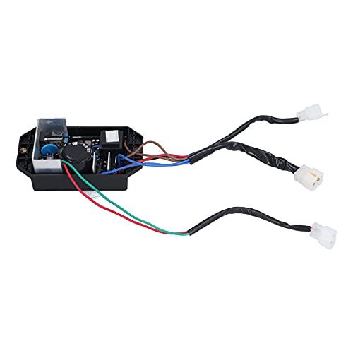 Regulador De Voltaje Del Generador De Cepillo, Eléctrico KI-DAVR 95S Generadores Monofásicos AVR Para 8.5/9.5KW Para KAMA Para Equipos Eléctricos