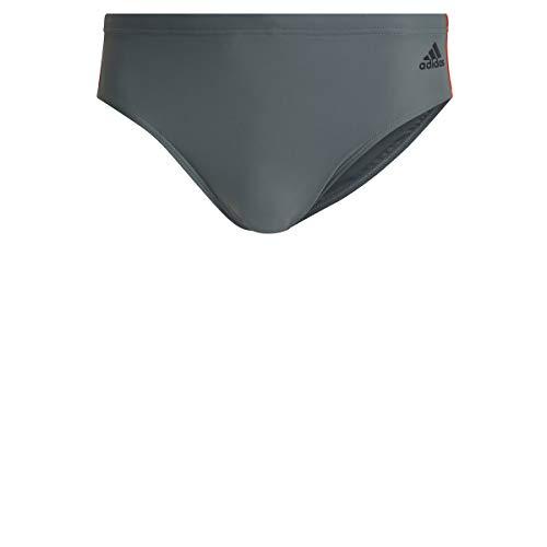 adidas Fit TR 3s Costume da Bagno da Uomo, Uomo, Costume da Bagno, GM3563, Oxiazu/Apsord, 6