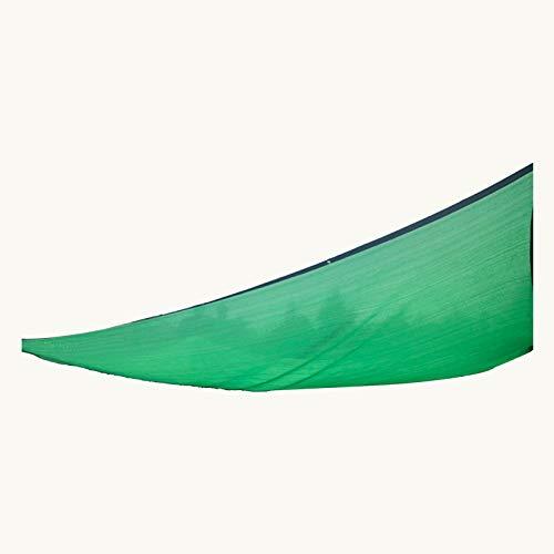 AWSAD Malla Sombreo Exterior, Espesor De Cifrado De 12 Pines Tela De Protección Solar, 90% De Tasa De Sombreado, para Refugio Invernadero Balcón, 2 Colores, 17 Tamaños (Color : Green, Size : 4x5m)