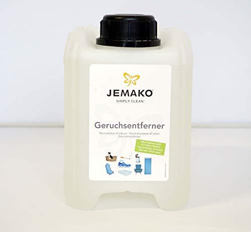 Jemako Geruchsentferner im 2 l-Kanister Neutralisiert unangenehme Gerüche