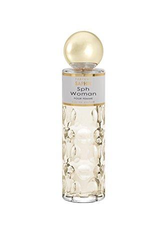 PARFUMS SAPHIR SPH Woman, Eau de Parfum con vaporizador para Mujer, 200 ml