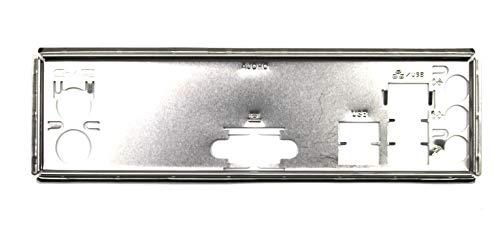 ASRock H81M-VG4 Blende - Slotblech - IO Shield #124920