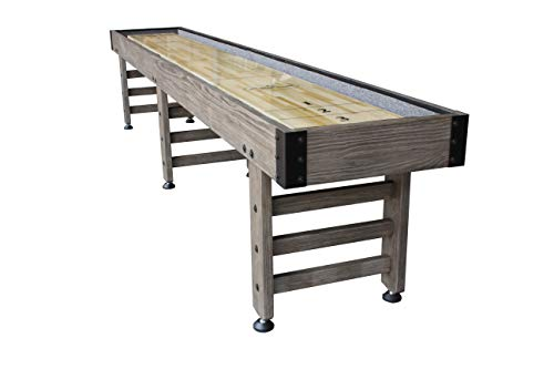 Playcraft Saybrook Smoke 12' Shuffleboard Table