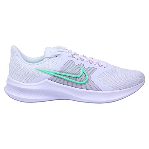Nike Damen Downshifter 11 Sneaker Weiß 39
