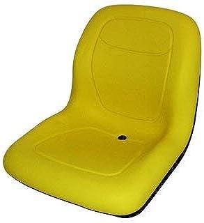 Zitschaal geel grasmaaier sleepstoel tractorstoel Gator Trail, Worksite, Turf, Utility