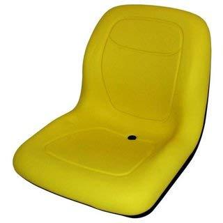 Sitzschale gelb Rasenmäher Schleppersitz Traktorsitz Gator Trail, Worksite, Turf, Utility