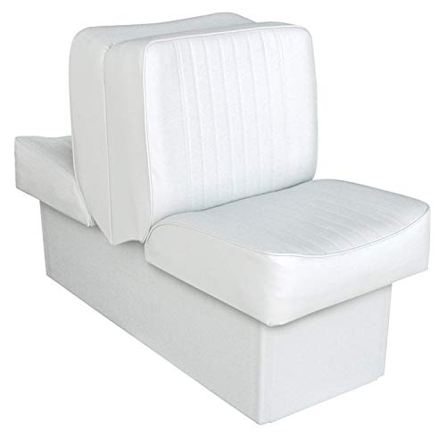 Wise 8WD707P1710 Deluxe Lounge Seat White