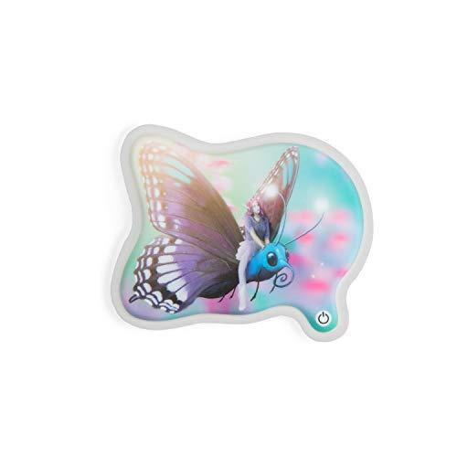 Ergobag, Blinkie-Klettie, Motiv: Feenwelt, Arikelnummer: ERG-LED-001-004, unisex, mehrfarbig.