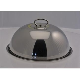 Campana in metallo, con manico, per forno a microonde lg/goldstar mp3297ixc