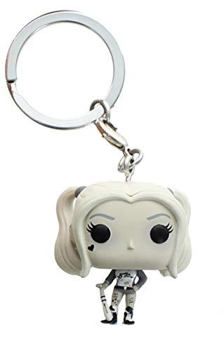 Pocket POP! Keychain: DC: Escuadrón Suicidad: Harley Quinn