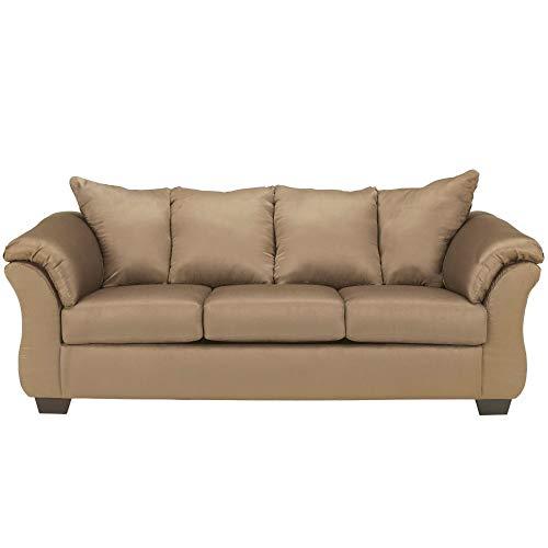 Big Sale Darcy Mocha Sofa from Famous Brand