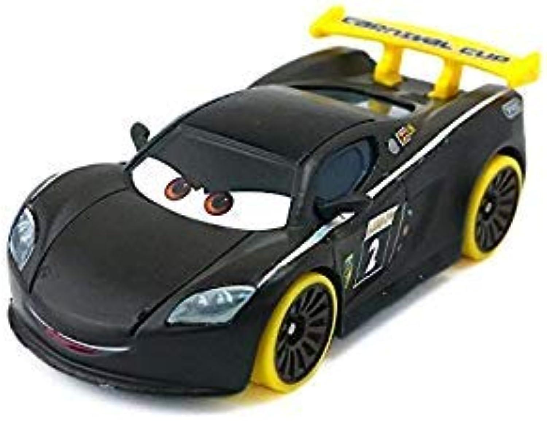 Pixar Cars Carnival Racers Lewis Hamilton Metal Metal Metal
