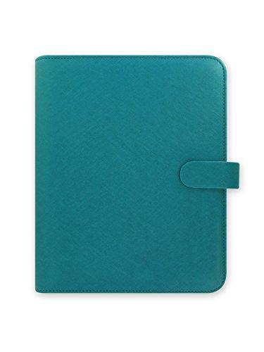 Filofax Saffiano 22532 - Organizador personal, A5, color azul (aquamarina)