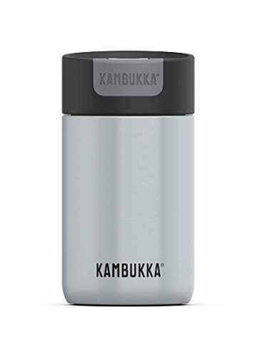 Kambukka Olympus Thermobecher - 300 ML - Polar - Switch lid - Snapclean® technologie