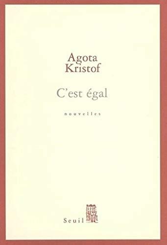 C'est égal (CADRE ROUGE) (French Edition)