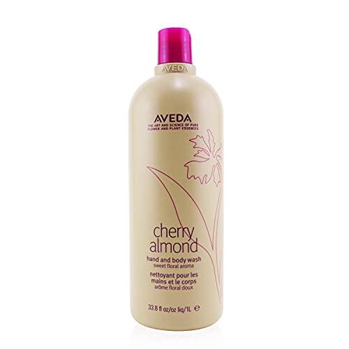 AVEDA Cherry Almond Hand & Body Wash Duschgel, 1000 ml