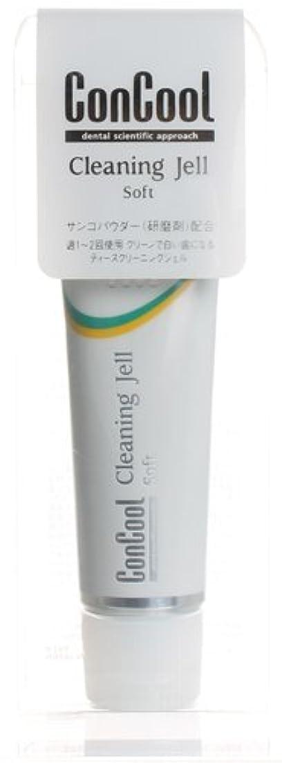 変動するゲージ胃ウェルテック コンクール クリーニングジェル(ソフト) 40g 【医薬部外品】