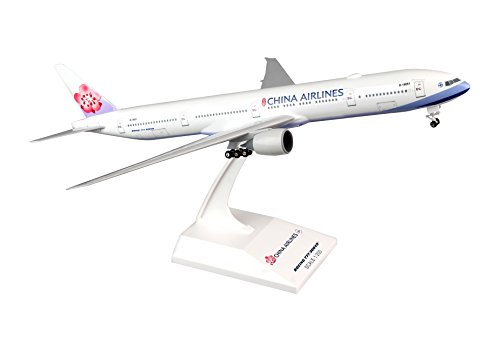 Daron Skymarks China Airlines 777-300 1/200 with Gear Model Kit