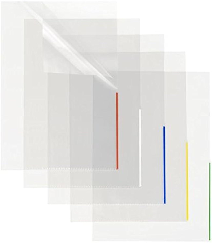 Index Sichthülle, PP, A4, trans- parent, Indexstreifen gelb, gelb, gelb, oben B01N636W77 | Praktisch Und Wirtschaftlich  519127