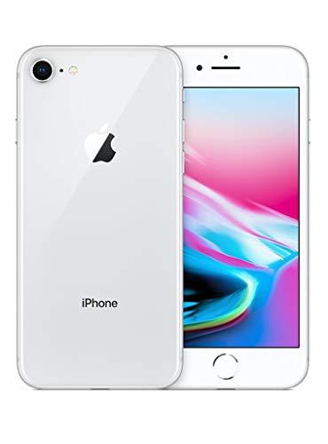 Apple iPhone 8, 256GB, Silver - For Verizon (Renewed)