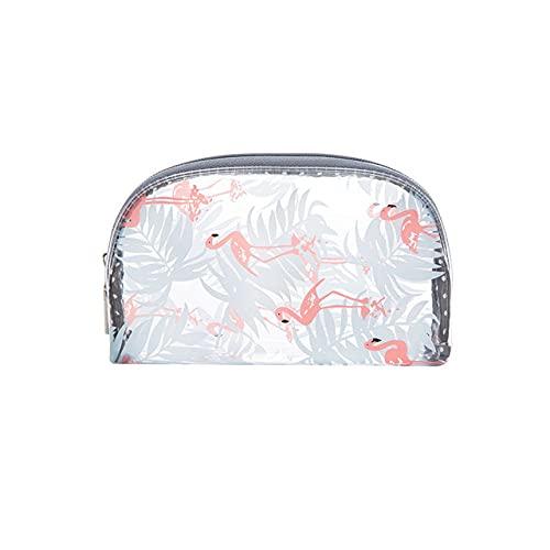 LSZA Bolso de Cosméticos,PVC Transparent Cosmetic Bags For Women Travel Waterproof Wash Organizer Pouch Beauty Makeup Bag Accessories Supplies,1