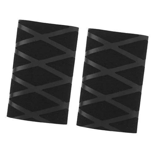HomeDecTime 2pcs Table Tennis Bats Soft Grip Tape Antideslizante Overgrip para Pong