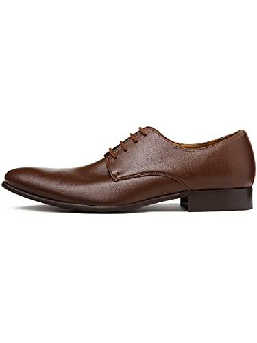 Will's Vegan Shoes Mens Slim Soles-UK 8 / EU 42 / US 9 Chestnut