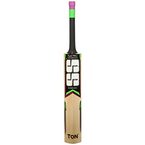 SS English Willow Cricket BAT- Mammoth (Cover Included)