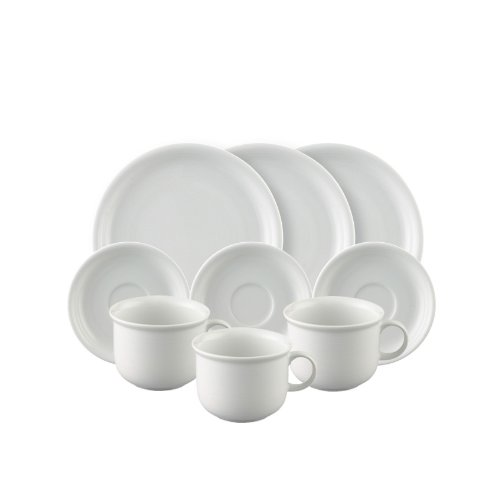 Thomas Trend Weiss Kaffeeservice 18tlg.