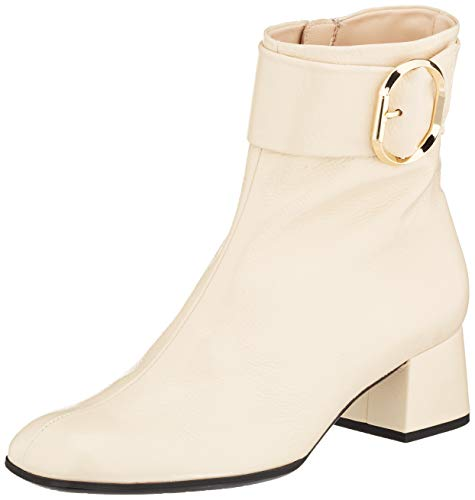 HÖGL Damen April Creme 8 0-104715 Stiefeletten