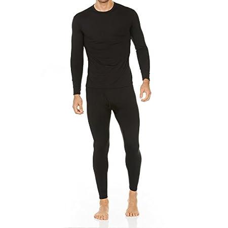 Fashion Shopping Thermajohn Men's Ultra Soft Thermal Underwear Long Johns