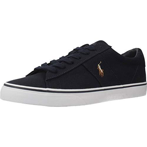 Ralph Lauren Polo Sneakers Sayer Uomo Blu 40 EU