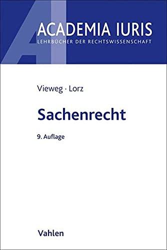 Sachenrecht (Academia Iuris)