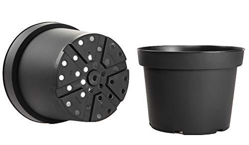 Staagversnellingen 10 liter plantenpot professionele kwaliteit bloempot plantencontainer bijv. voor olijfboom 10 L