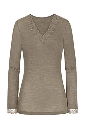 Mey Fashion Unterziehshirt Damen Seide Wolle 1/1 Arm