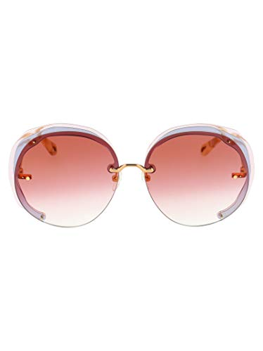 Chloé Luxury Fashion Damen CE174S450 Multicolour Acetat Sonnenbrille | Jahreszeit Permanent