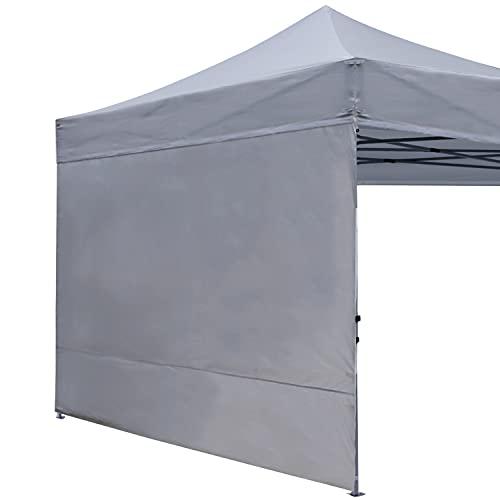 ABCCANOPY Instant Canopy SunWall 10x10 FT, 1...