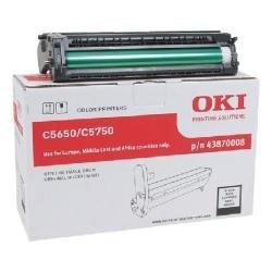 OKI 43870008 C5650, C5750 Trommel 20.000 Seiten, schwarz