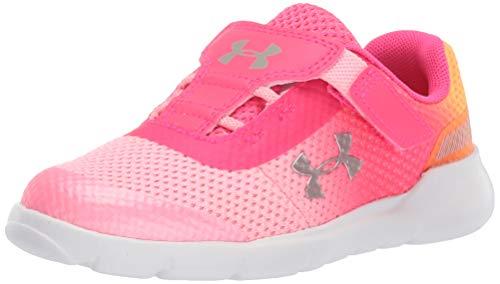 Felix & Flora Infant Baby Girl Boy Shoes Soft Sole Baby Sneaker Baby Walking Shoes(18-24 Months Infant,Black)