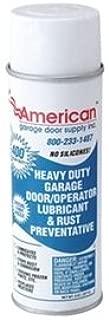 American Garage Door L400-08 Door Lubricant, Clear, 6.5 oz, Number 400