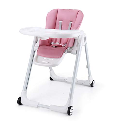 %17 OFF! JLDNC High Chair for Babys & Toddlers, Highchairs Comfortable Baby Cushion with Removable T...
