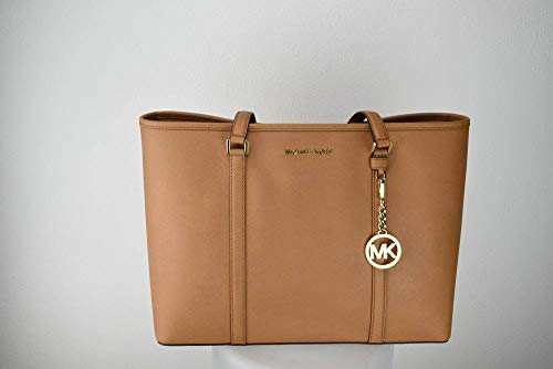 Michael Kors Sady Ladies Large Leather Tote Handbag 35T7GD4T7L230