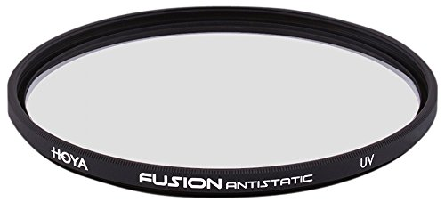 Hoya Fusion UV - Filtro (95 mm) Color Negro